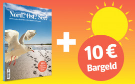 1 Monat gratis + Magazin + 10 €