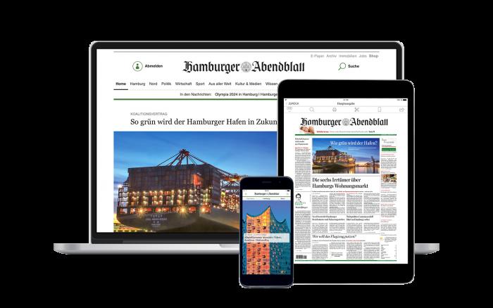 Die digitale Zeitung