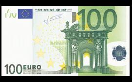 100 Euro auf Ihr Konto
