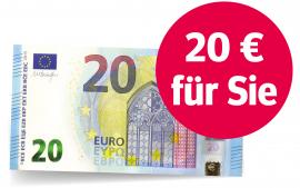1 Monat gratis lesen und 20 € geschenkt