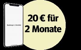 Digitales Hamburger Abendblatt zum Vorteilspreis