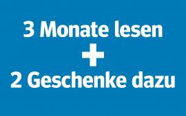 """50 € und Geschenkset """"Reindeer"""" sichern!"""