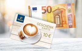 50 € und Tchibo-Gutschein sichern!